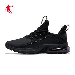 乔丹炽烈男鞋气垫鞋男士运动鞋男跑步鞋2020冬季新款运动跑鞋鞋子