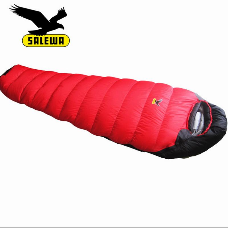 Camping sleeping bag mountaineering outdoor sleeping bag envelope mummy down sleeping bag duck down sleeping bag sleeping bag
