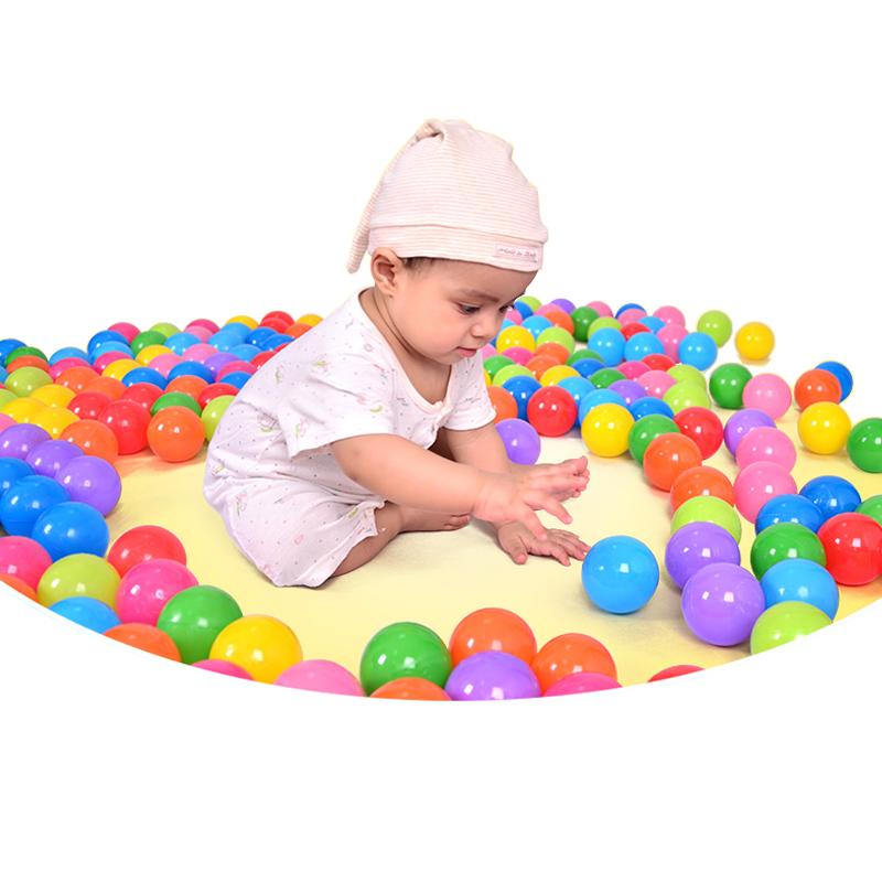 正品澳樂兒童遊戲球池遊戲屋6.5cm海洋球50個100個200個300個玩具