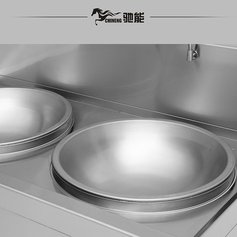 Галоп может бизнес электромагнитная печь 20KW двойной большой горшок кухня школа еда зал 30kw электричество жарить печь кухня кухня оборудование