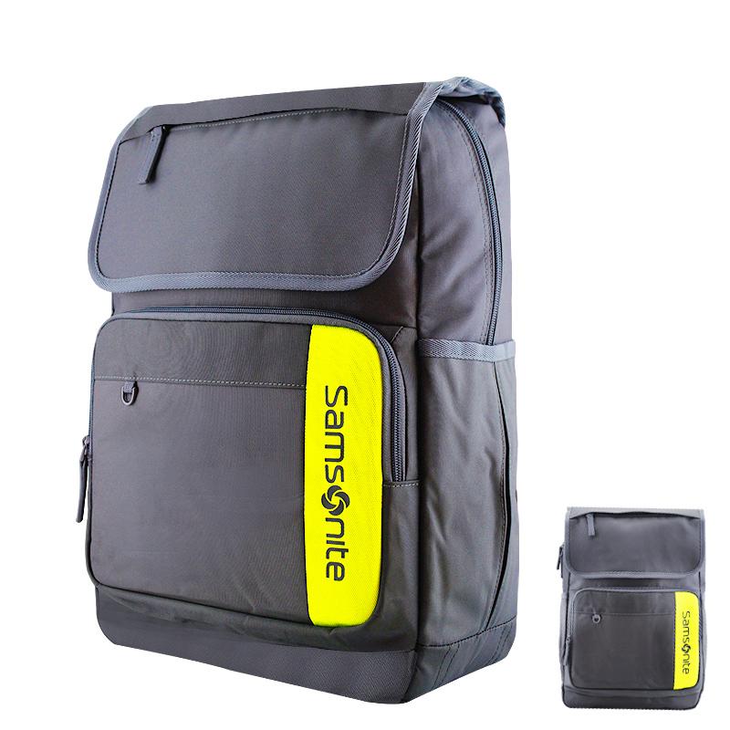 聯想新秀麗電腦雙肩背包B800商務 14寸 15.6寸筆記本包男