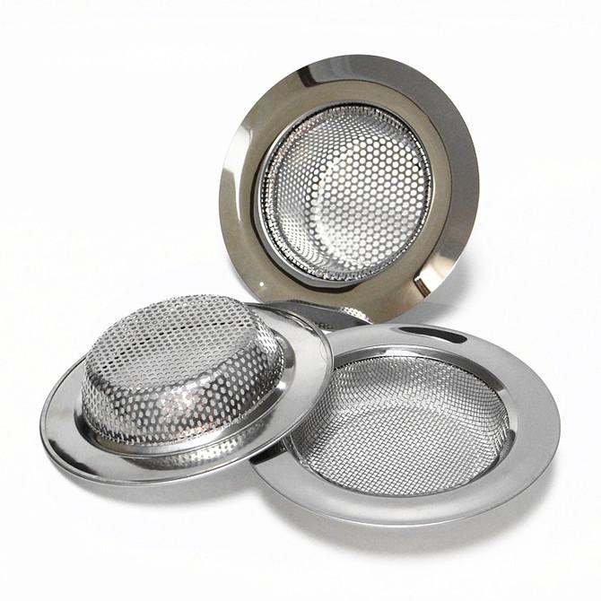 厨房水槽过滤器不锈钢洗手盆过滤网洗碗盆水池洗菜盆过滤网洗头床