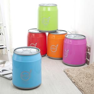 桌面垃圾桶带盖家用客厅可爱少女卧室宿舍个性创意拉圾筒小收纳桶
