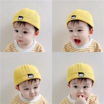 春秋地主帽儿童帽子遮阳防晒夏季薄款宝宝男童女童可爱超萌小男孩