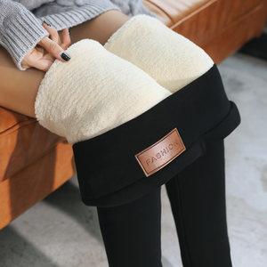 超厚特厚东北羊羔绒冬季保暖棉裤