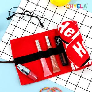 采绎来原创网红口红收纳包便携随身携带ins风随身袋大容量ap170