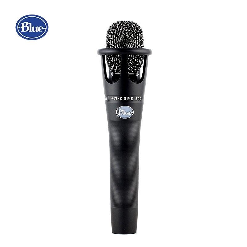 Blue enCORE300手持電容麥克風 K歌話筒 YY主播直播設備套裝
