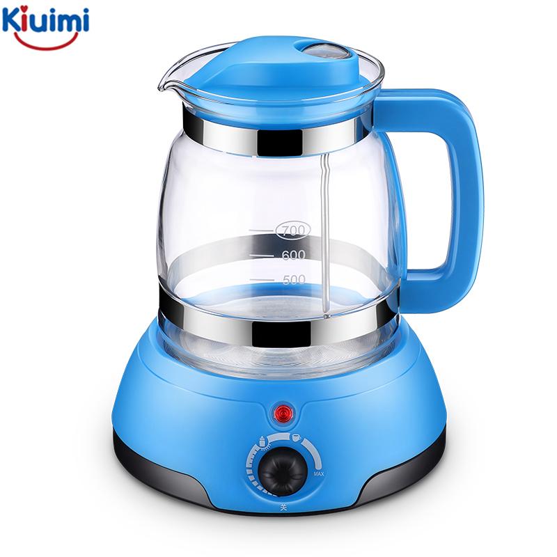开优米KIUIMI婴儿宝宝泡奶冲奶温奶暖奶热奶器调奶器恒温玻璃水壶