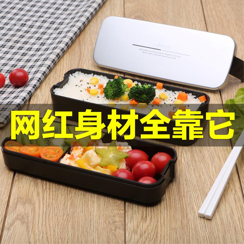 日本ASVEL�盒 日式可微波�t加�崴芰戏指�W生��午餐盒�鬯颈惝�盒