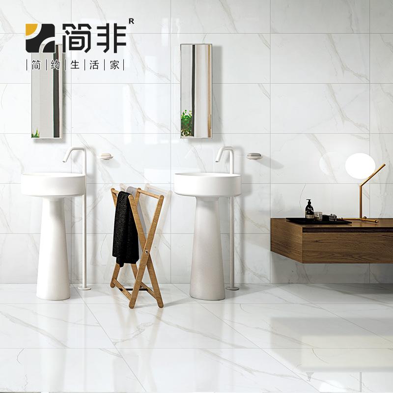 简约现代400x800仿大理石瓷砖客厅墙砖厨房卫生间瓷砖防滑地砖800