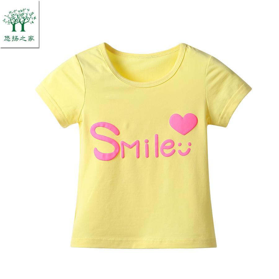 女寶寶嬰兒女童兒童打底衫