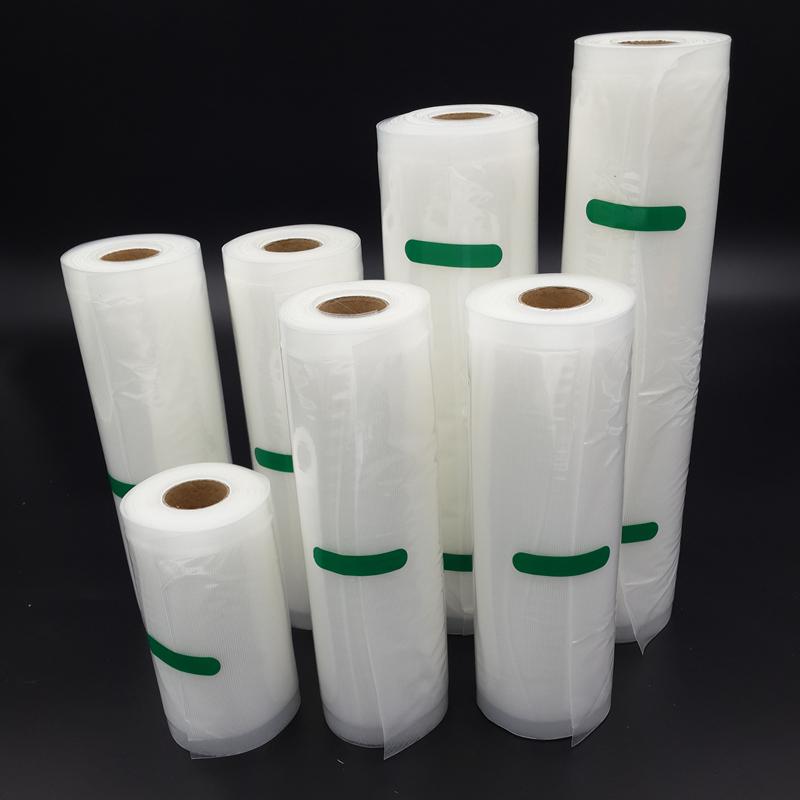 奧德居32X500CM卷袋網紋路真空包裝袋食品袋食物壓縮袋紋路真空袋