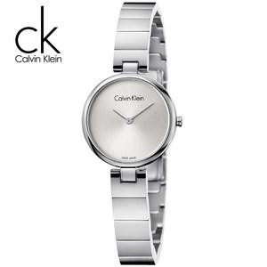 2017新款Calvin Klein正品休闲ck女表专柜同款ck女士手表K8G23146