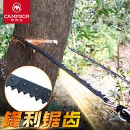 户外线锯链条锯钢丝锯子手工绳锯手拉锯锯木露营便捷荒野求生装备