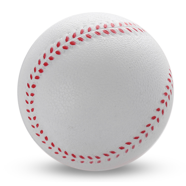PU Soft Safety Baseball and Softball Sponge Baseball, Foamed Baseball and Softball Music Ball for Primary and Secondary Schools