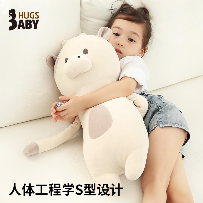 抱抱宝贝韩国儿童安抚陪睡觉抱枕