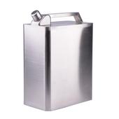正品304不锈钢酒壶20斤高档加厚酒桶便携特大号方形白酒油桶包邮