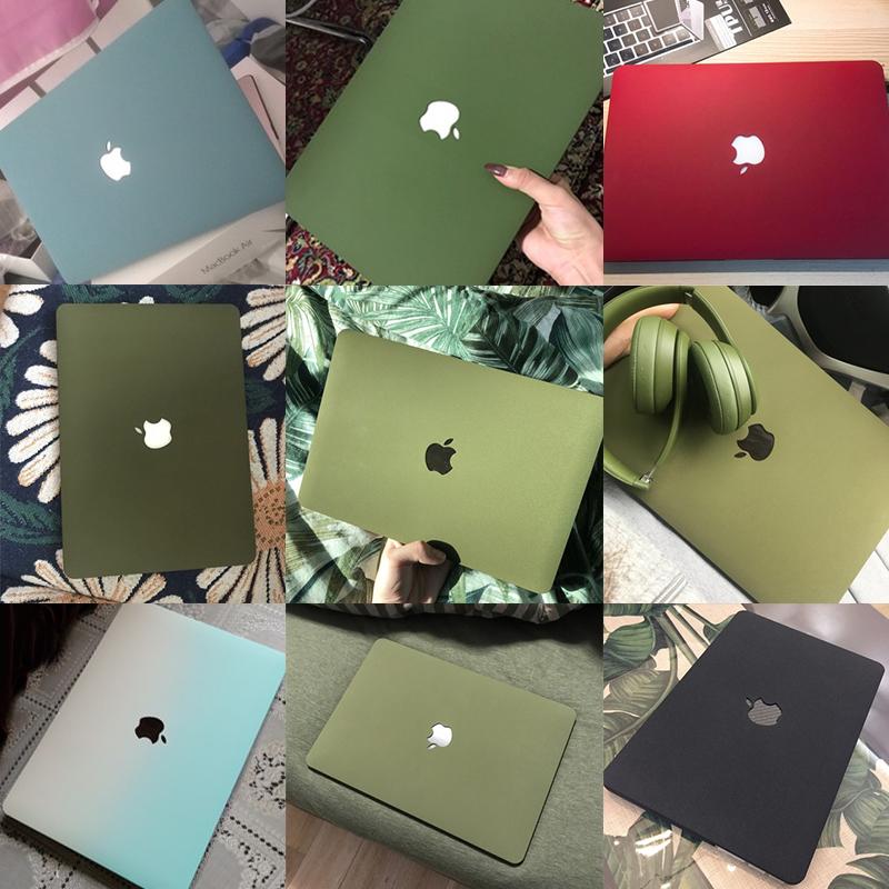 mac苹果笔记本air13.3寸保护壳Macbook12电脑壳Pro13保护壳15套11.6保护套防水防摔超轻超薄全包磨砂外壳男女