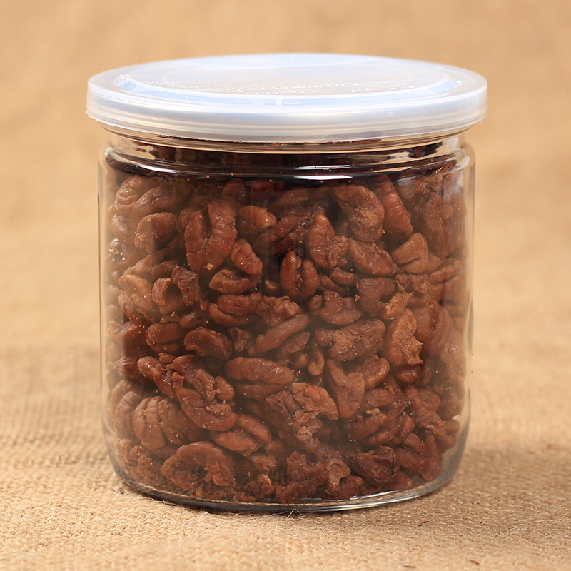 20 new Linan walnut meat pecan 500g package 250g * 2 with canned original agent special price
