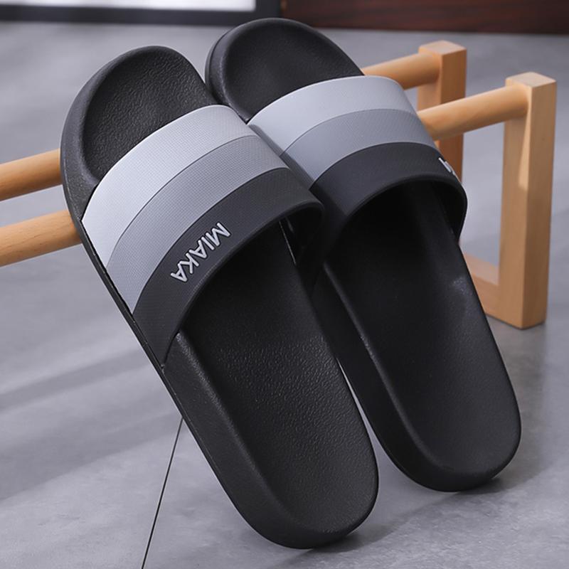 男士拖鞋男外穿夏天居家用室内防滑洗澡家居大码凉拖鞋女夏季户外