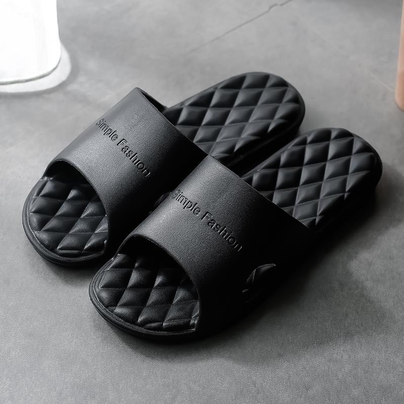 凉拖鞋男潮室外夏天2020新款防滑软底男士拖鞋夏室内家用厚底外穿