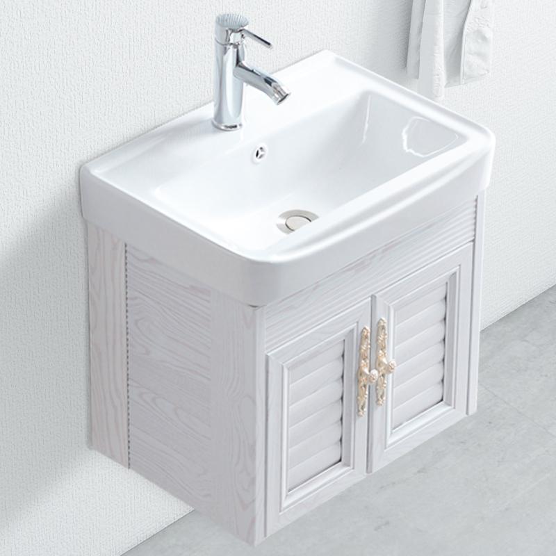 柜洗漱台家用卫生间小户型池洗手盆