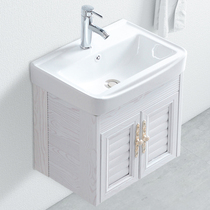 套裝架單個浴室洗漱尺寸柜子掛墻式清潔鏡掛壁式酒店貼歐式洗手盆