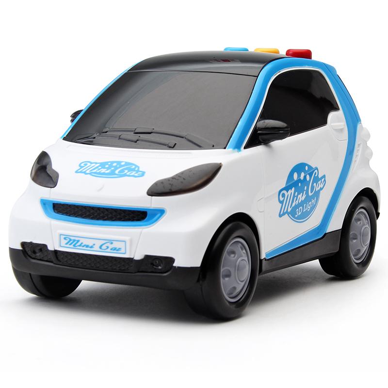 消防車警車玩具警察救火仿真越野汽車模型慣性車音樂益智兒童