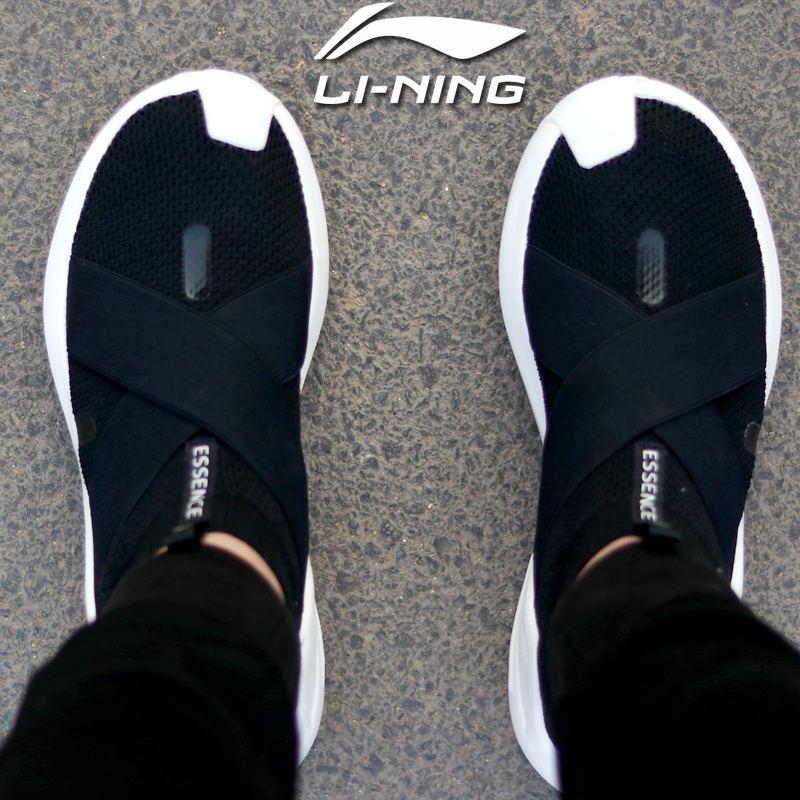 中国李宁男鞋休闲鞋悟道2韦德ace秋季透气网面低帮运动篮球文化鞋