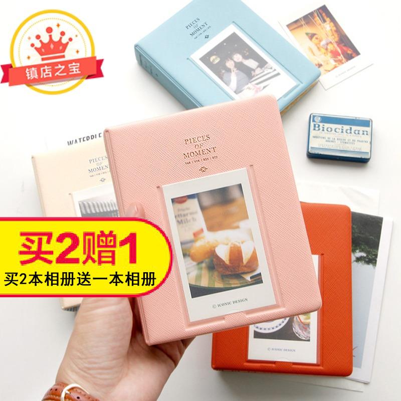 Fuji как только изображение фото фотоальбом фотоальбома фотоальбома может поставить 64 листа Polaroid мини фотобумага