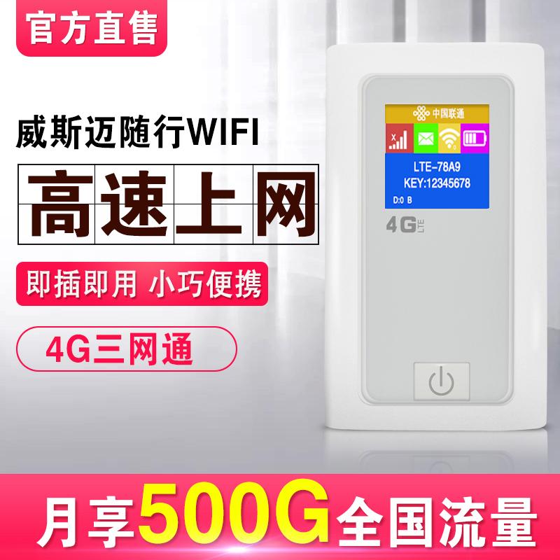 Беспроводной wifi роутер 3G/4G Артикул 44647789410