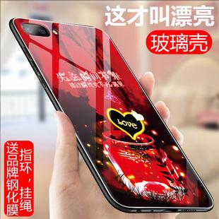 華為榮耀V10手機殼BKL-AL20玻璃套honorv10硅膠防摔huawei男女潮
