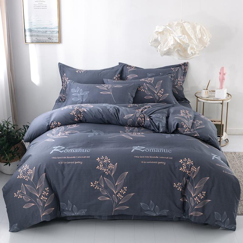 全棉2.0米床四件套2.0 x2 . 3床单好不好