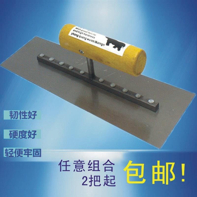 Затирочный нож панель Инструмент для затирания шпателем или шпатель из нержавеющей стали