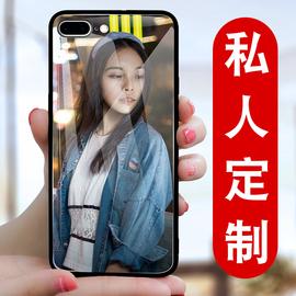 手机壳定制xr苹果6splus照片6定做7自制8自定义8p图片7piPhonex私人订制plus硅胶个性创意文字网红时尚xsmax图片