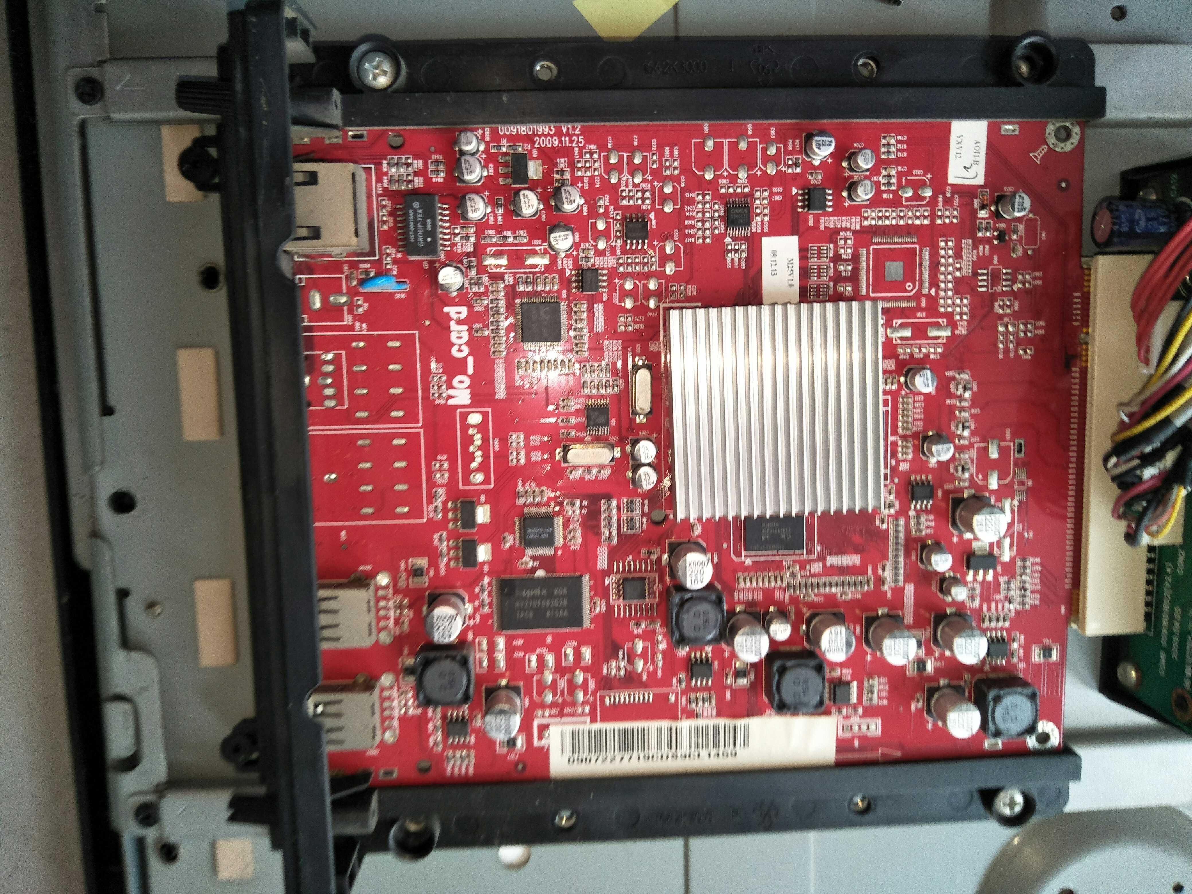 海尔LB46R3电视USB,网络模块0091801993 V1.2 0091801852(V2.4)
