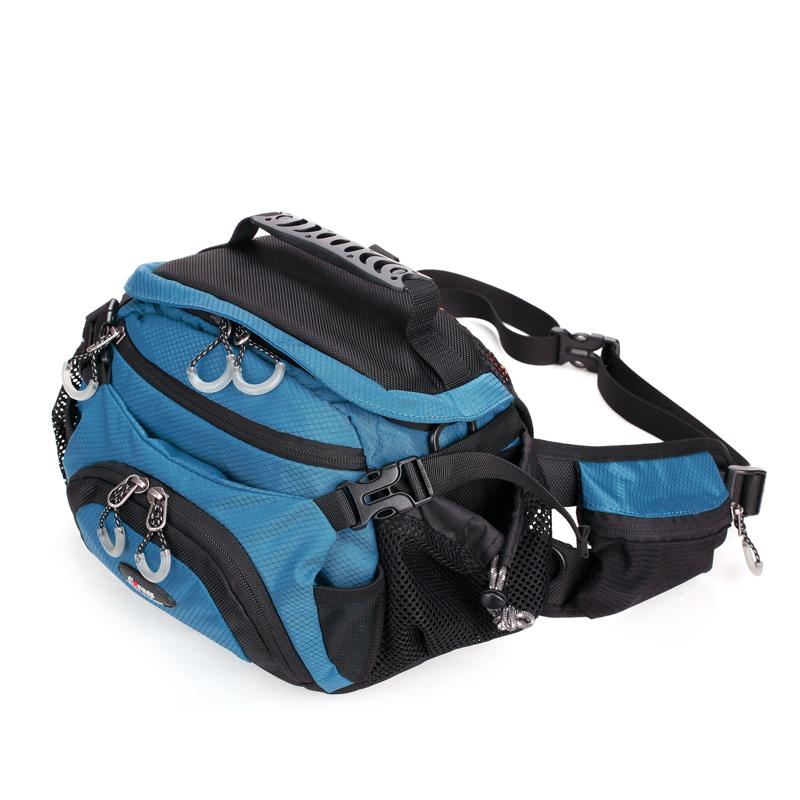CORESS多功能戶外旅行尼康佳能相機包腰包單肩攝影包雙肩騎行包郵