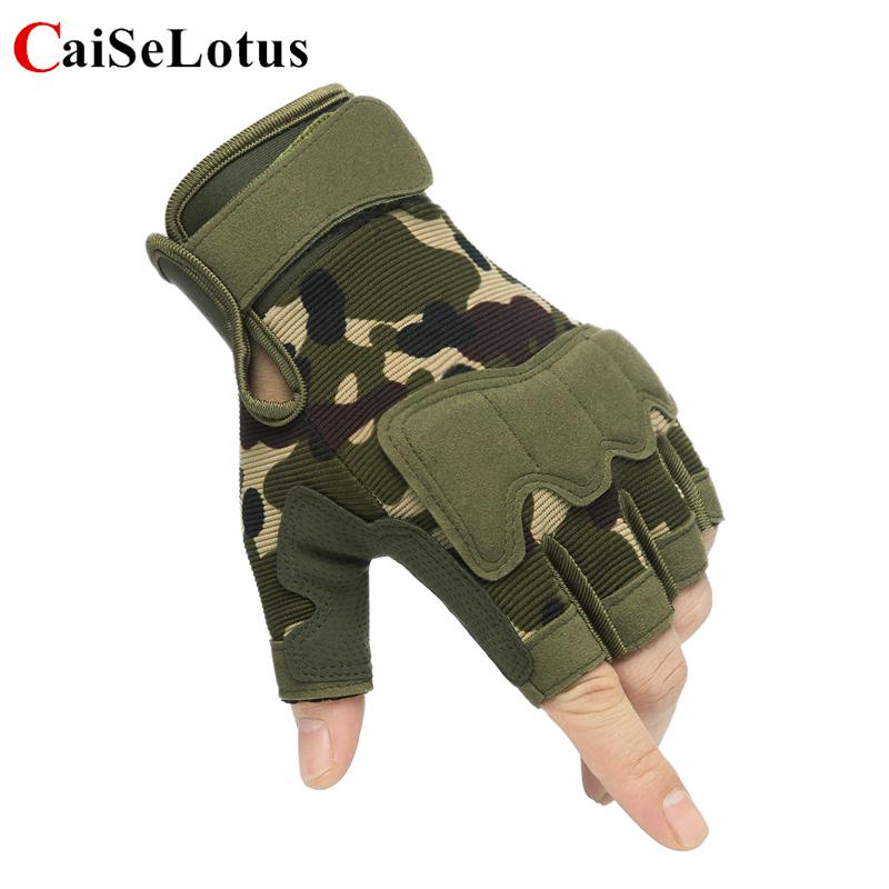 Мужские перчатки без пальцев Артикул 600225869535