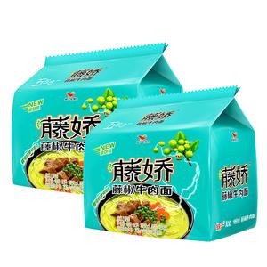 统一100藤娇藤椒牛肉风味速食汤