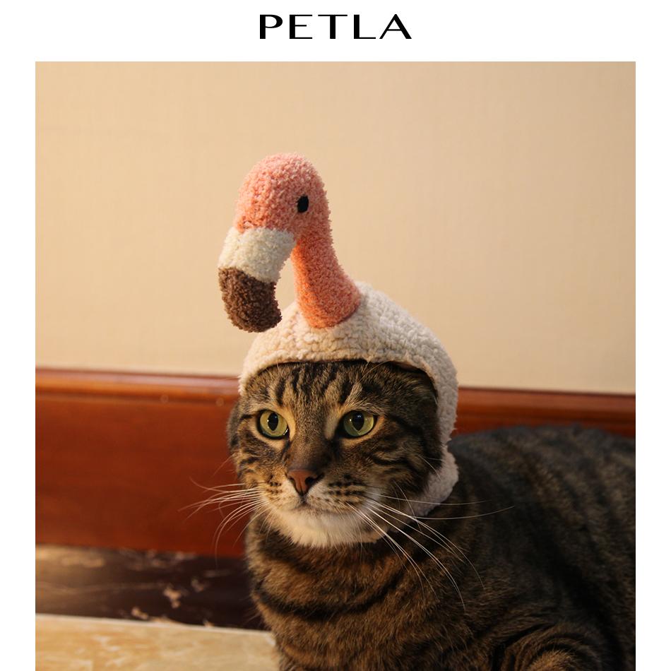 PETLA пирог тянуть сильный птица головной убор весна головной убор собаки и кошки общий 18 новый год статья