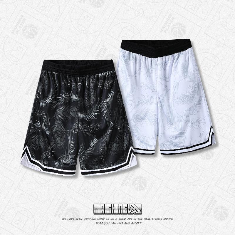 迈迅篮球裤运动裤男宽松舒适速干比赛训练热身投篮跑步短裤夏新款