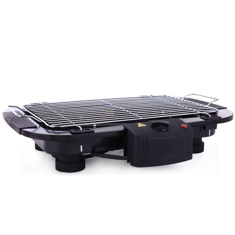 洛明達烤串電燒烤爐家用無煙商用家庭室內烤肉機韓式燒烤架電烤盤