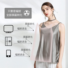 Radiation protection suit maternity dress genuine radiation protection clothes female sling pregnancy pregnant office workers inside and outside wearing a radiation apron