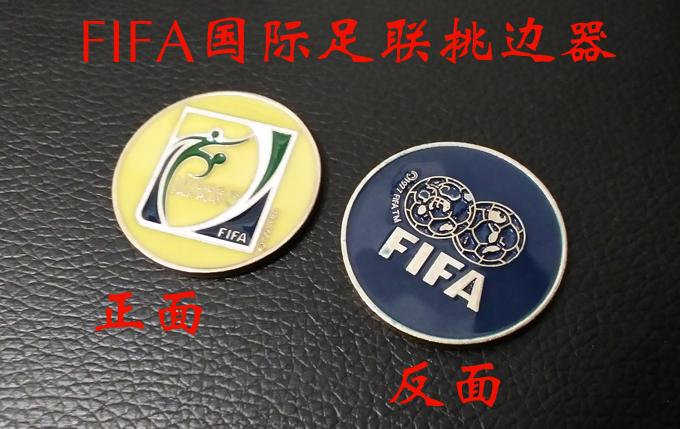 Футбольный рефери Суперлига Ториевое устройство Выбор монеты Выбор монеты Селектор красный Желтая карточка