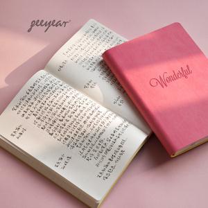 康奈尔简约文艺精致读书笔记本子