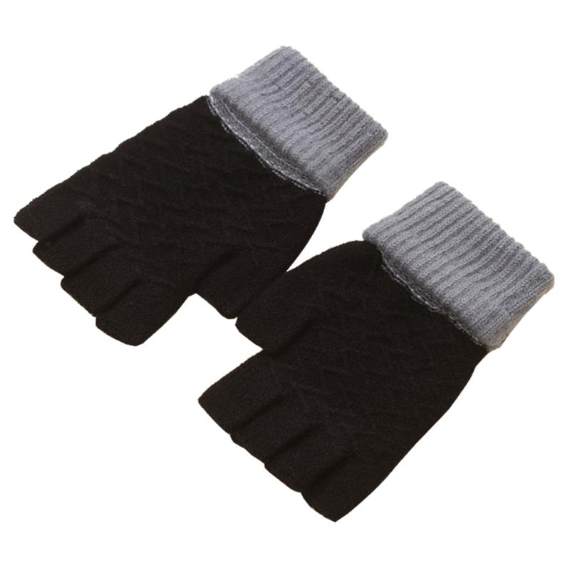 Gants pour homme en de laine - Ref 2781232 Image 5