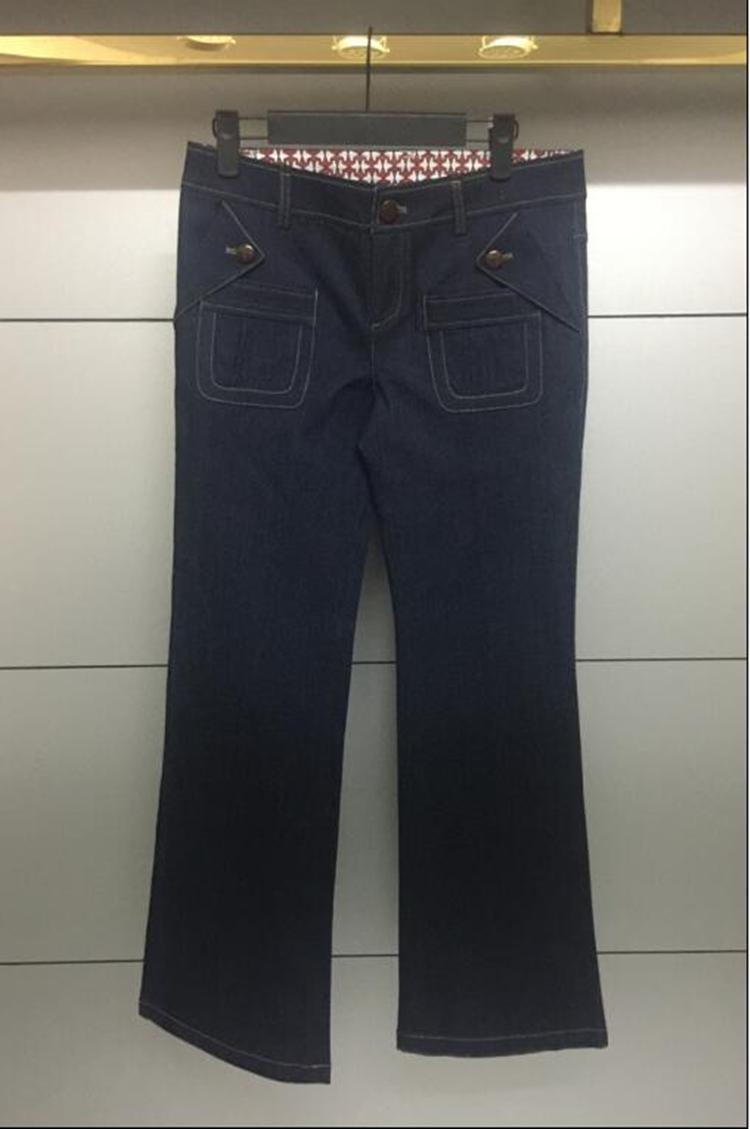 秒杀 皇冠专柜正品 2016年 春 I3100302牛仔裤,¥1880