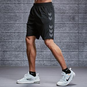 领5元券购买运动短裤男跑步健身速干潮休闲五分女夏季宽松训练中裤沙滩篮球裤
