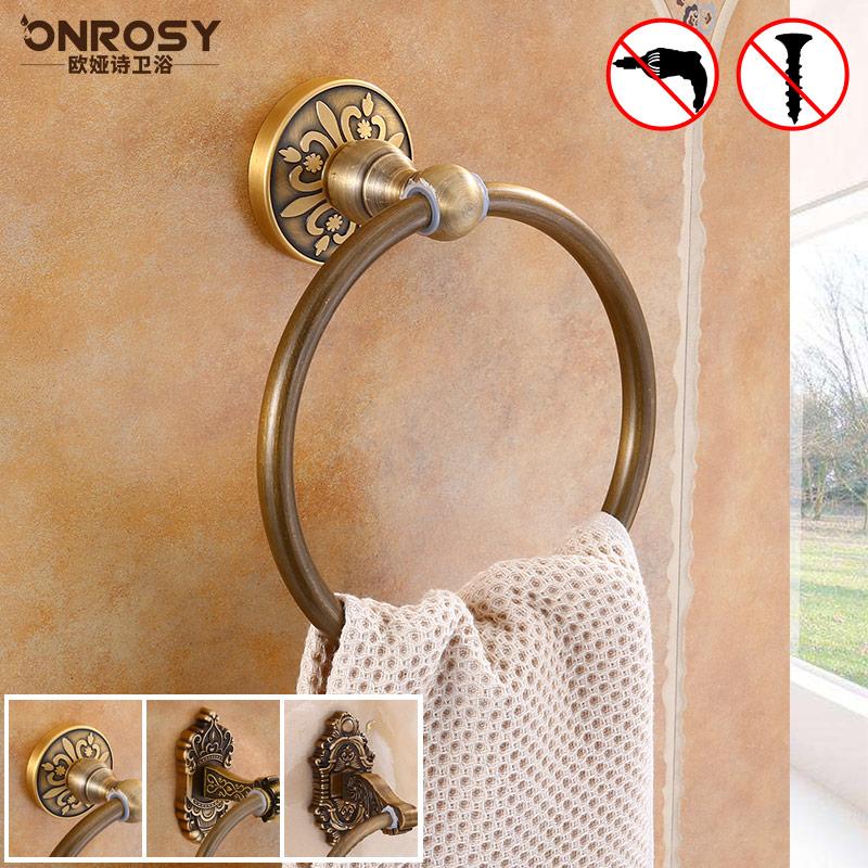 Кольцо вешалка для полотенца Артикул 558636097723