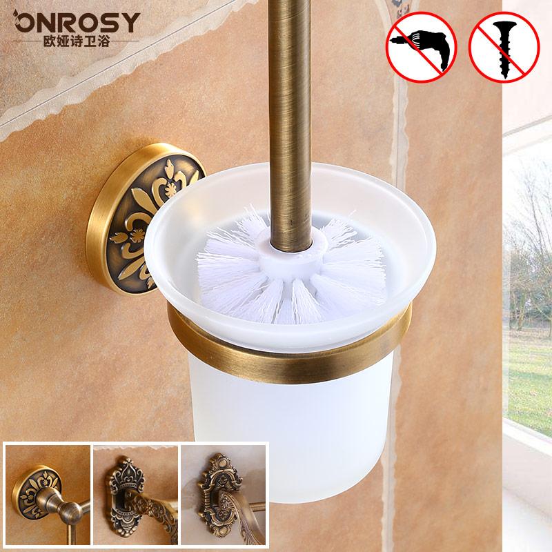 Копия Древняя стойка для туалетной щетки бесплатно пробивая ванную комнату